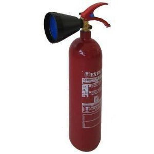 Extintor C2 CO2 2Kg