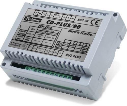 Conversor digital CDPLUS/90