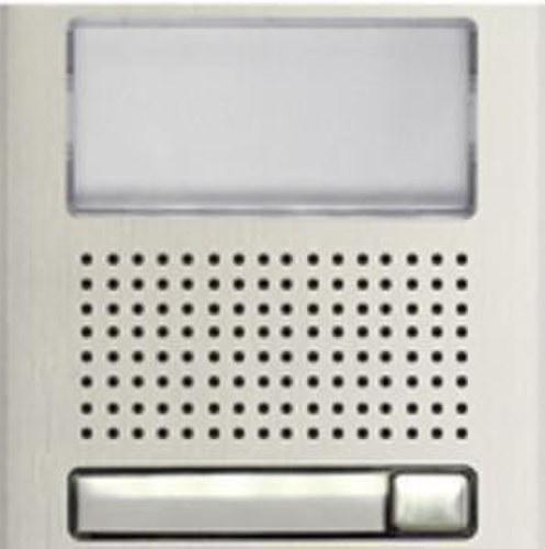 Módulo rejilla N1110/AL 1 pulsador