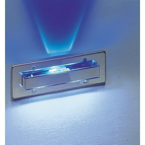 Empotrable pared SYNA inoxidable/LED BICOLOR 3,6W