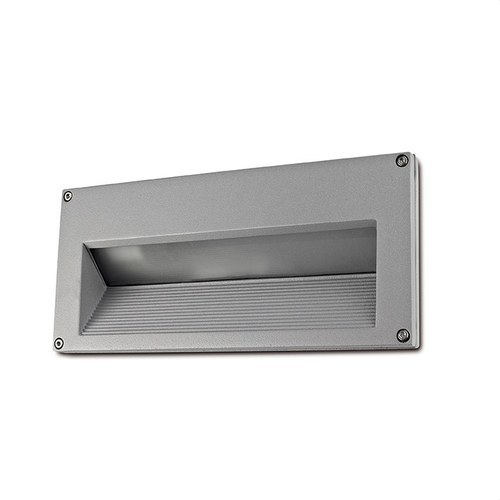 Empotrable pared PONENT IP54 TC-D 26W gris