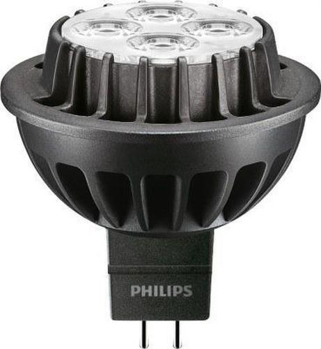 Lámpara Master LED SpotLV 8-50W 27K MR16 36D