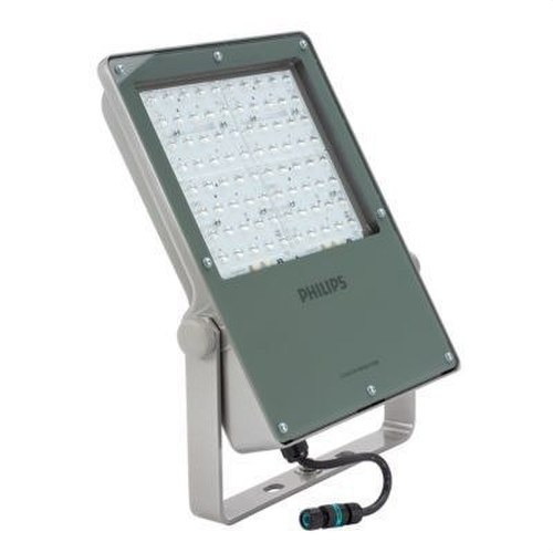 Proyector BVP130 LED 260/740 Asimétrica aluminio gris