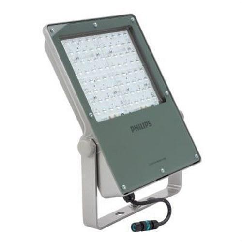 Proyector BVP130 LED 210/740 Asimétrica aluminio gris