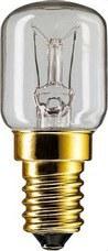 PHILIPS 03851750 Lámpara incandescente 15W E14 230-240V T25 CL-RF-1CT