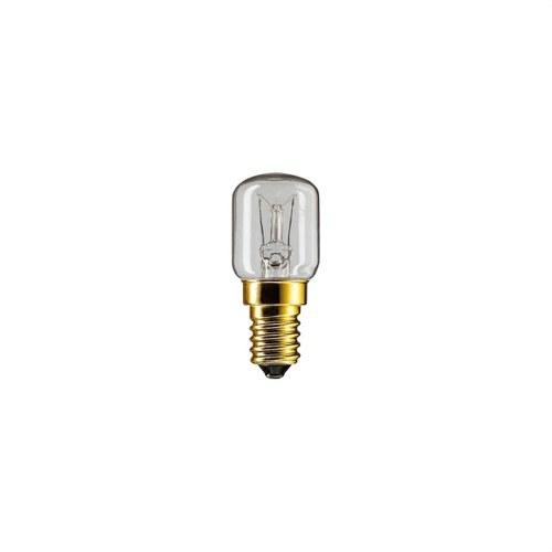 Lámpara incandescente 15W E14 230-240V T25 CL-RF-1CT