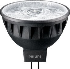 PHILIPS 73538100 Lámpara MAS LED ExpertColor D 8-43W MR16 927 24°