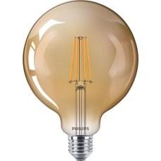 PHILIPS 81437600 PHILIPS CLA LEDGlobe D 7-50W G120 E27 820 GOLD COD.ANT.57577200