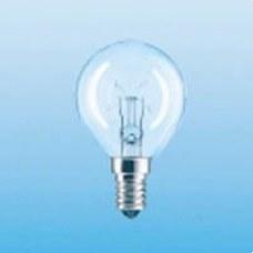 PHILIPS 01186250 LAMPARA ESFERICA CLARA 230V 40W E14