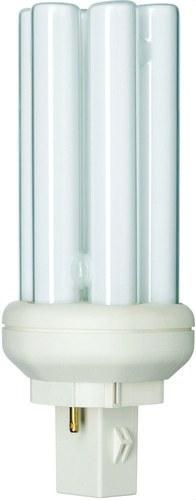Lámpara PL-T compacta 2PAT.18W/840 GX24D-2