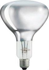 PHILIPS 12659725 Lámpara IR 375W E27 230-250V R125 clase