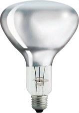 PHILIPS 57520325 Lámpara IR infrarrojos 150W E27 R125 rojo HG