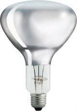 PHILIPS 57522725 Lámpara IR infrarrojos 150W E27 R125 CL HG