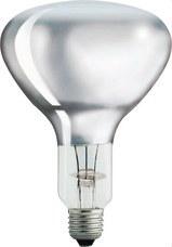 PHILIPS 57523425 Lámpara IR infrarrojos 250W E27 R125 CL HG