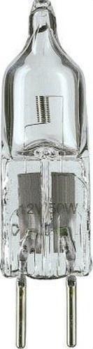 Lámpara halógena capsule Line Bipin claro 12V 20W