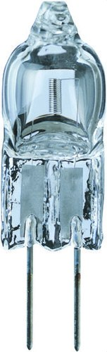 Lámpara halógena capsule Line Bipin claro 12V 10W