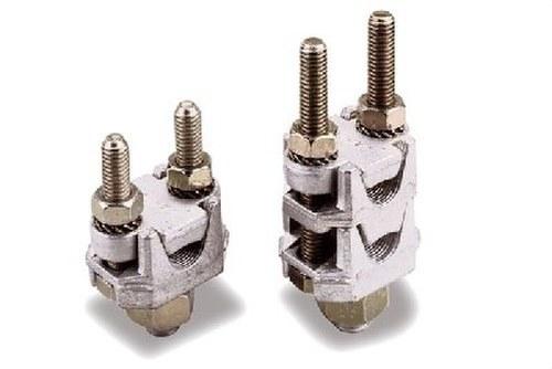 Bornes conexión bimetálicos doble piso 150mm2