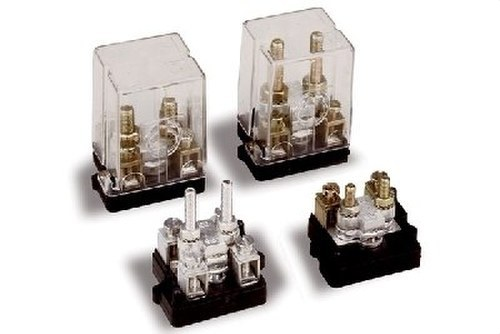 Bornes derivación 2 35mm2 1x150 y 2x35