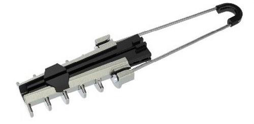 Pinza de amarre PA 80/2000 P/N fiador 80mm2
