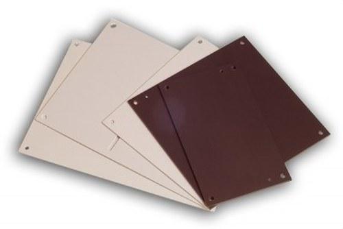 Caja UNINTER S33 MT44 360x360x178 con tapa transparente
