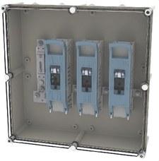 CAHORS 0446726 Caja general de protección 10-250/BUC T1 250A
