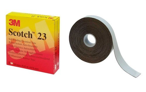 Cinta aislante autosoldable Scotch 23 9,15x25