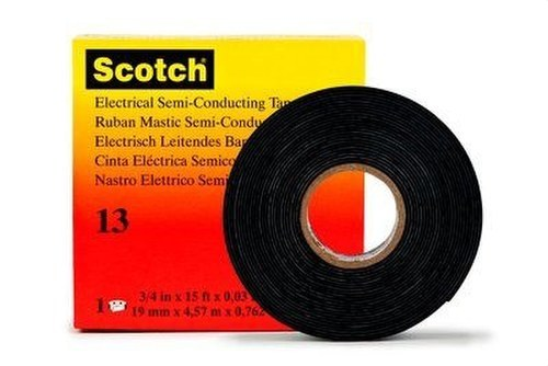 Cinta semiconductora Scotch 13 4,5x19