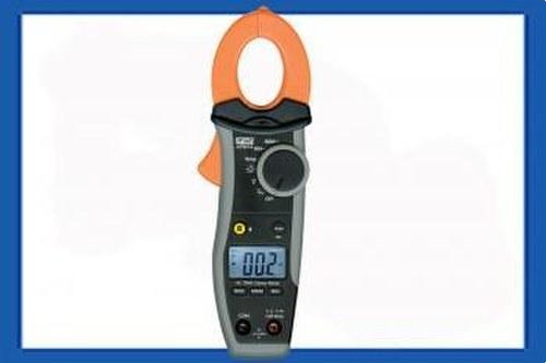 Pinza amperimétrica numérico digital HT9015TRMS 600A CA