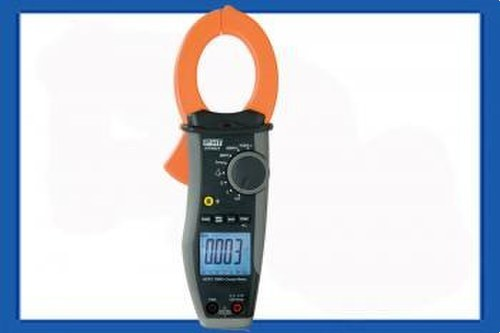 Pinza amperimétrica numérico digital HT9021TRMS 1000A CA