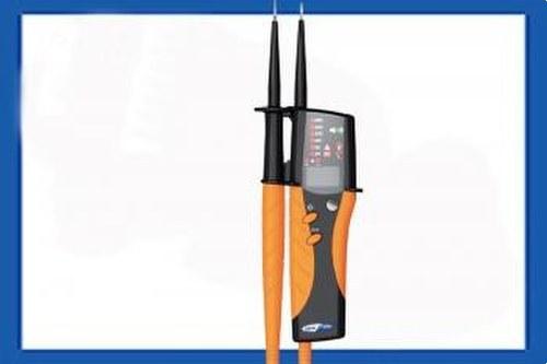 Detector tensión HT8 con tensión y medidor de fases