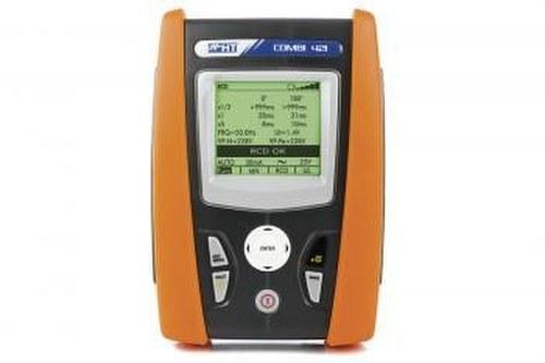 Instrumento multifunción COMBI421 verificación instalación eléctrico