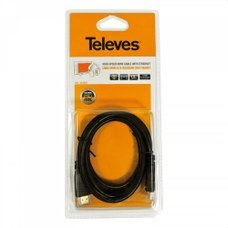 TELEVES 494501 CABLE HDMNI M-M 1,5m A/V BLISTER