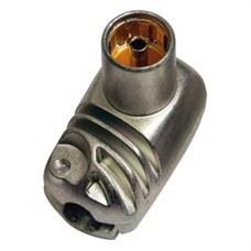 TELEVES 413310 Conector PROEasyf CEI diámetro 9,5mm H acodado blindado