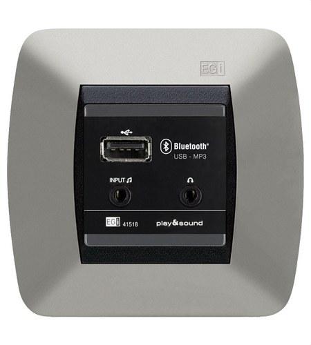Mando auxiliar para WALL radio 41513 LINE IN/USB..