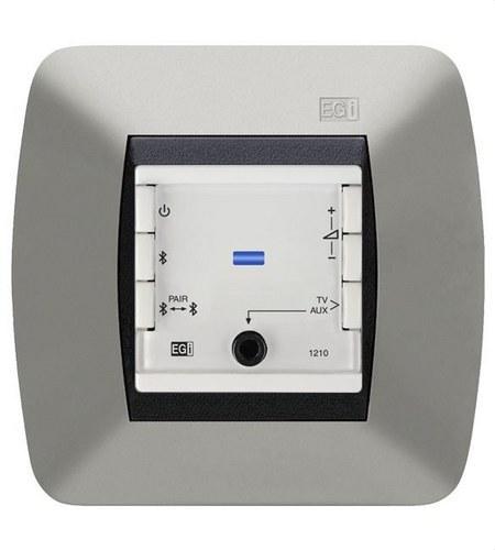 Mando Bluetooth AUX/TV con entrada PIN 2+2 W alimentación 15V