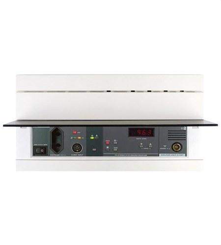 Central 2 contactos AM/FM stereo con telecontrol