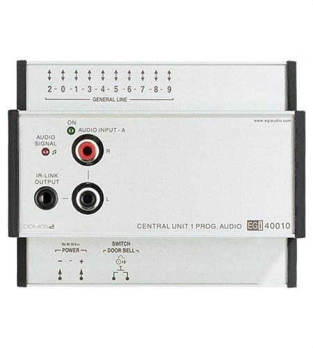 Central DOMOS2 con 1 programa audio+IR