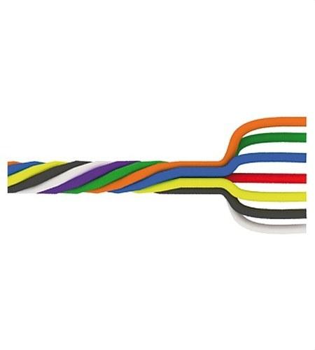 Cable trenzado con 10 vías DOMOS2