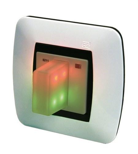 Módulo señalización habitación con doble led rojo / verde