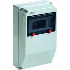 IDE 178M Caja Pryma 8 módulos protección IP67 2223x369x130mm