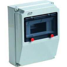 IDE 178P Caja Pryma 8 módulos protección IP67 222x284x122mm