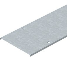OBO-BETTERMANN 6052096 Tapa para bandeja DRL/100FS galvanizado