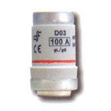 DF 201180 Cartucho fusible DO3 gL 80A M30x2