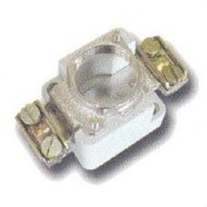 DF 211200 Base 1P fijación a presión 100A M30x2 brida-brida