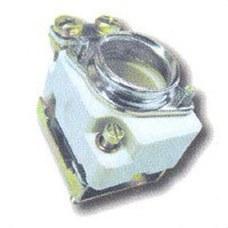 DF 212400 Base 1P fijación pletina 100A M30x2