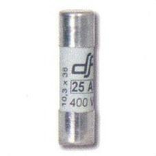 DF 420002 Fusible UTE 2A 10x38 gl-gG T-0 500V sin indicador