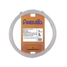 ANGUILA 12003005 PASACABLES INTERCAMBIABLE NYLON 3mm 5m NATURAL