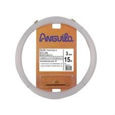 ANGUILA 12003015 Pasacables intercambiable nylon 3mm 15m natural