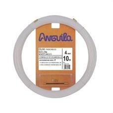 ANGUILA 12004010 Pasacables intercambiable nylon 4mm 10m natural