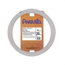 ANGUILA 12004020 Pasacables intercambiable nylon 4mm 20m natural